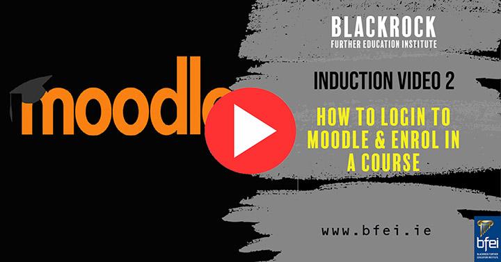 Video Thumbnail - Using Moodle