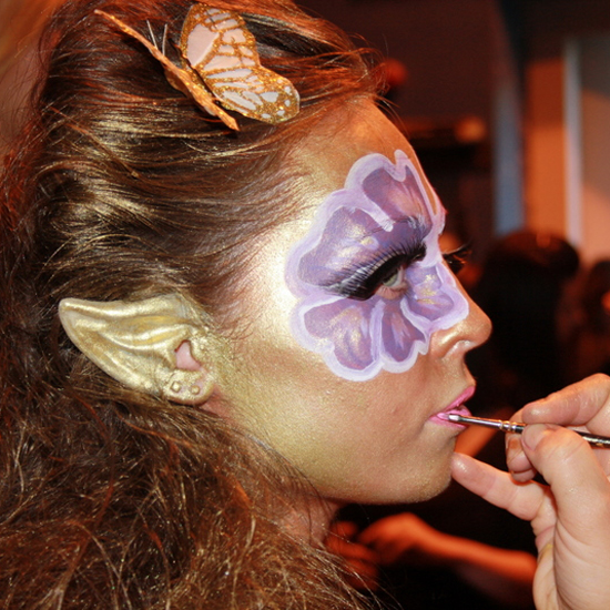 Theatrical Media Make Up