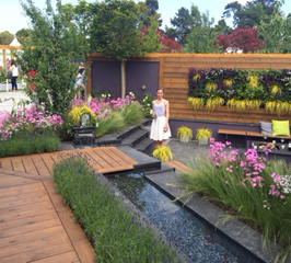It's Blooming Marvellous - BFEI Landscape Students and Graduates Steal the Show at Bloom 2016!
