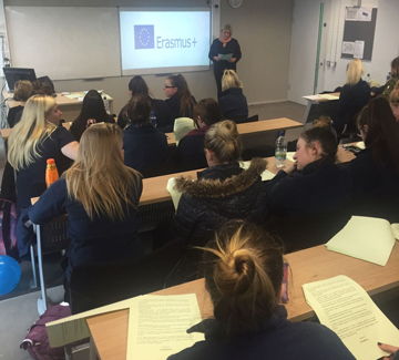 Beauty Students in BFEI to participate in Eramsus + VET Mobility Project