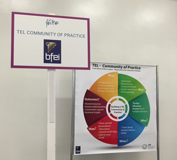 BFEI Exhibited at  FÉILTE - Festival of Education in Learning and Teaching Excellence