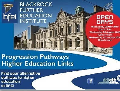 Check out alternative pathways to degree courses