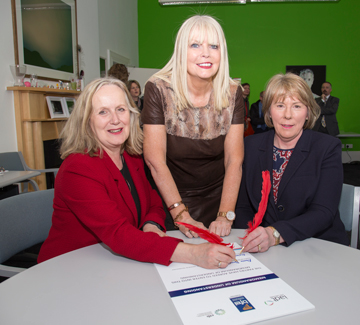 BFEI Signs Memoradum of Understanding with IADT Dun Laoghaire