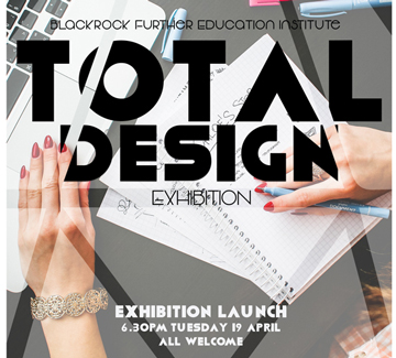 BFEI's Total Design Exhibition Launch takes place on Tuesday 19 April