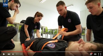 QQI Level 5 EMT Pre-Paramedic Fire and Ambulance course